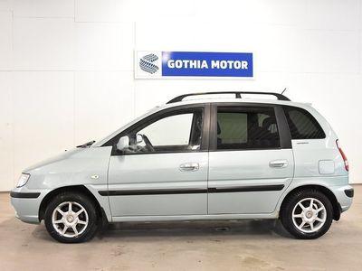 gebraucht Hyundai Matrix 1.8 122hk -06