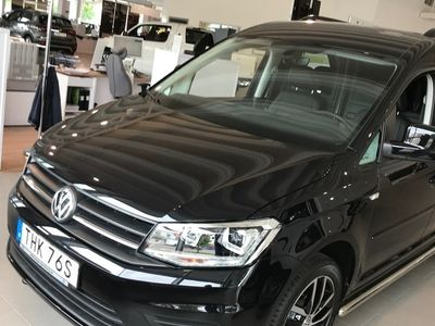 brugt VW Caddy 2,0 TDI 102HK DSG