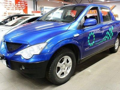 begagnad Ssangyong Actyon Sports 2.0 D 4WD
