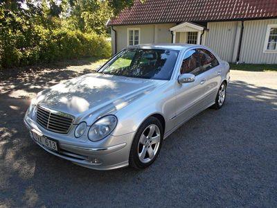begagnad Mercedes E320 CDI 5G-Tronic 204hk