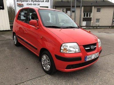 begagnad Hyundai Atos Ny besiktigad/11400 mil