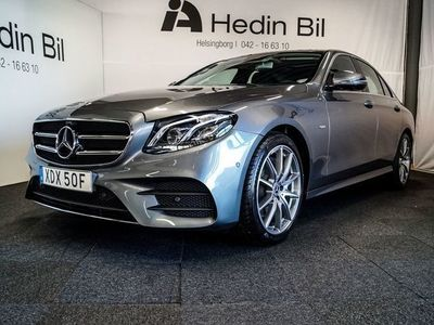 begagnad Mercedes E200 SEDAN AMG SPORTSTYLE