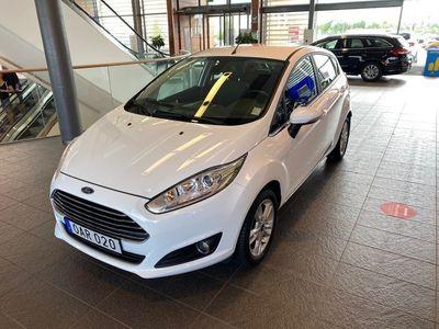 begagnad Ford Fiesta 1.0 100 Titan 5-d