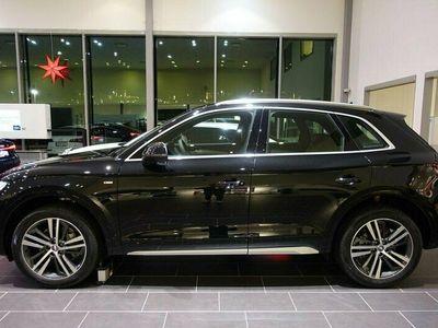 begagnad Audi Q5 40 TDI quattro 204 HK S-LINE