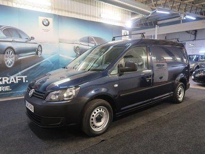begagnad VW Caddy Maxi 1.6 TDI DSG, 102hk, END -15