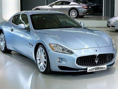 begagnad Maserati Granturismo