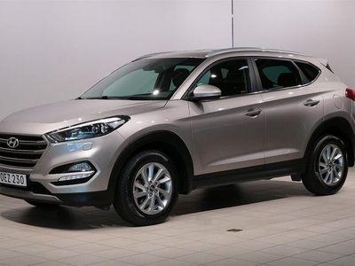 begagnad Hyundai Tucson 2.0 CRDi 4WD Comfort Plus Aut