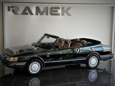 begagnad Saab 900 Cabriolet 2.1 140hk