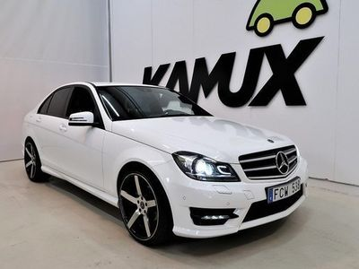 begagnad Mercedes C180 C Benz| AMG | Drag | 2014, Sedan 199 700 kr