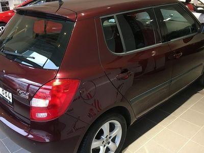 begagnad Skoda Fabia Elegance TDI CR 90 2011, Sedan 67 000 kr