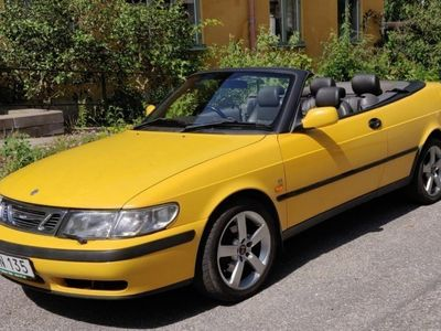 second-hand Saab 9-3 Cabriolet -99