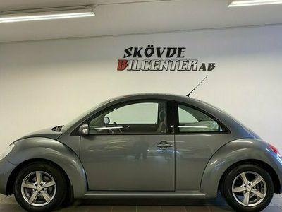 begagnad VW Beetle New 1.6 Comfort ev byte 2006, Halvkombi Pris 44 500 kr