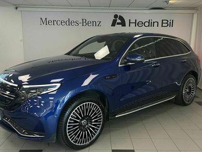 begagnad Mercedes EQC400 - Benz400 4MATIC Demo