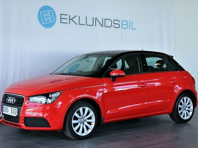 begagnad Audi A1 1.6 Sport Edition (90hk)
