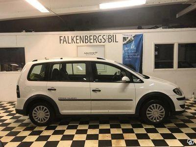 gebraucht VW Touran Cross 2.0 TDI DSG 7-sits Ny Besiktigad 0kr Kontant
