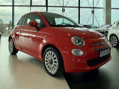 begagnad Fiat 500 500 *NYHETMILD HYBRID* LOUNG