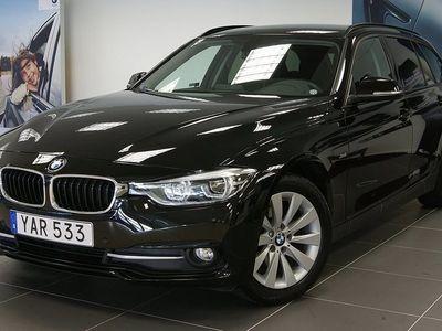 """begagnad BMW 318 d Touring, Hifi, Dragkrok, 17"""", Sport Line, 150Hk"""