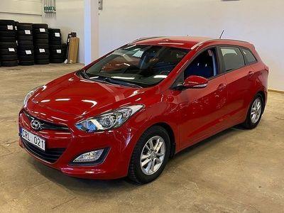 begagnad Hyundai i30 1.6 CRDi 110 Hk Business Kombi