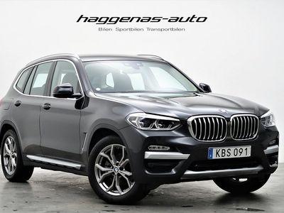 begagnad BMW X3 xDrive 20 d / 190hk / H/K / NAVI PRO