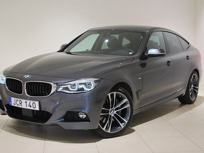 begagnad BMW 340 Gran Turismo i xDrive M-Sport inovation Drag V-hjul