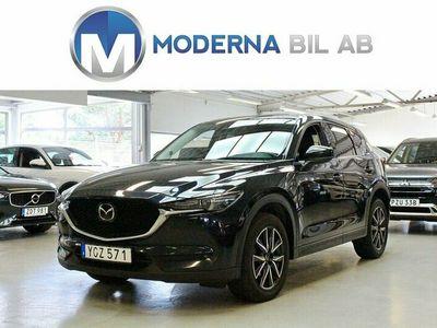 begagnad Mazda CX-5 2.2OPTIMUM/AWD/D-VÄRM/EU6/BOSE/SKINN/DRAG/HUD/175hk