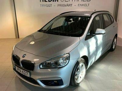 begagnad BMW 218 Active Tourer d / Aut / Sport line / 150hk