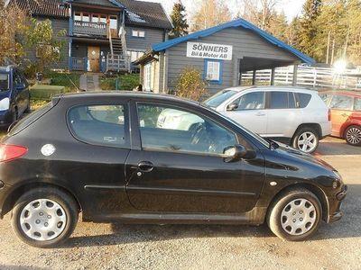 begagnad Peugeot 206 3-dörrar 1.4 XS 2006, Sedan 19 500 kr