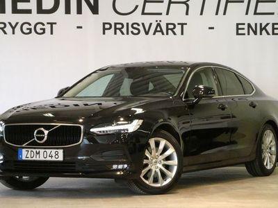 begagnad Volvo S90 D3 Aut business Advanced VOC V-hjul Navi