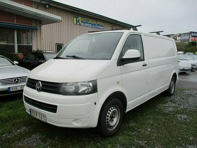 begagnad VW Transporter 2.0 TDI Comfort Ny besiktigad 2012, Transportbil Pris 68 500 kr