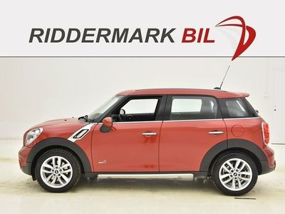 brugt Mini Countryman S ALL4 Chili Navi Connect Boost