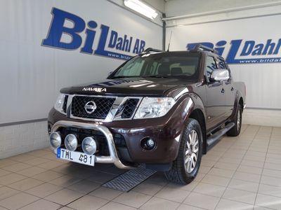 begagnad Nissan Navara 3.0 dCi V6 (231 hk) Transportbil - Flak