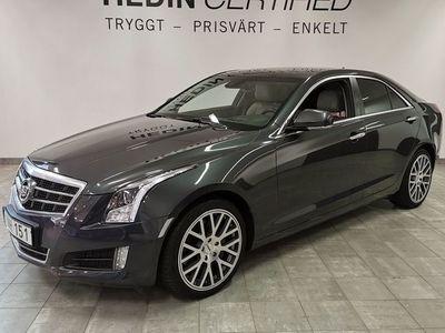 begagnad Cadillac ATS 2.0 AWD // Vinterhjul // 1 Års garanti