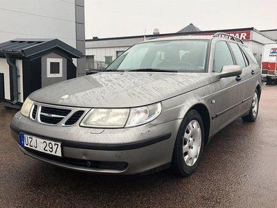 begagnad Saab 9-5 2.0 Turbo/ Besiktigad/ 19000 mil