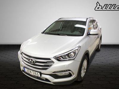 gebraucht Hyundai Santa Fe 2.2 CRDi 4WD Premium Automat