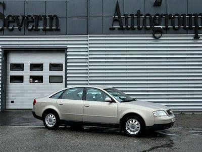 begagnad Audi A6 Sedan 2.4 V6 TipTronic (165hk) Ambition
