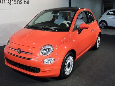 begagnad Fiat 500 1.2 69hk Lounge - Start&Stop