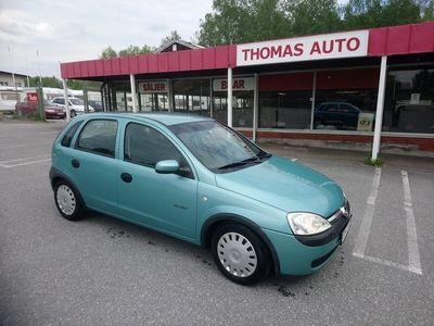 used Opel Corsa 5-d Comfort. Kamkedja! . .