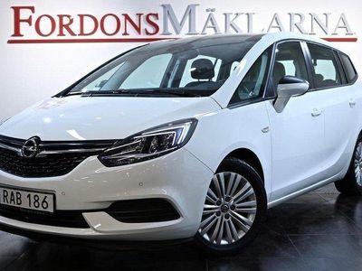 begagnad Opel Zafira 1,4 7-SITS PANORAMA REA-RACE