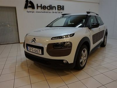 begagnad Citroën C4 Cactus 1.6 Hdi 92hk / Vinterhjul