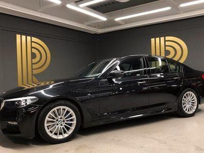 begagnad BMW 540 i xDrive M-Sport (340hk) Harmon / Navigation