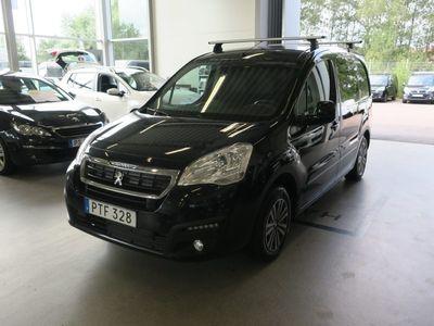 begagnad Peugeot Partner L1 100HkDragInredning