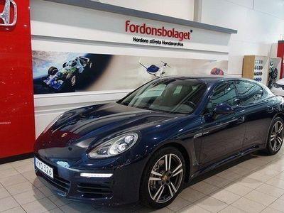 begagnad Porsche Panamera Diesel Edition Svensksåld