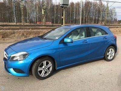 begagnad Mercedes A180 -13