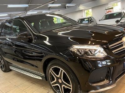 begagnad Mercedes 350 GLE Benz4MATIC 9G-Tronic AMG 2017, SUV 429 900 kr