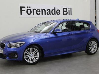 begagnad BMW 120 d M Sport