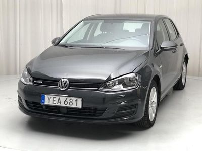 begagnad VW Golf VII 1.4 TGI 5dr