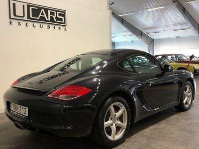 begagnad Porsche Cayman 2.9L Månadskost från 2258kr