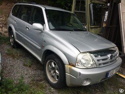 used Suzuki Grand Vitara v6 defekt motor -04