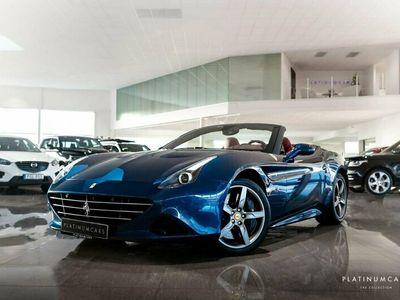 begagnad Ferrari California T V8 3.9 560hk DCT