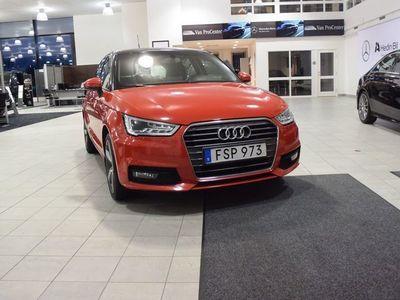 begagnad Audi A1 Sportback 1.0 S - tronic Sport Edition